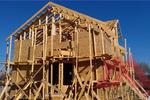 Каркасный дом фото 45