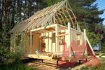 Каркасный дом фото 26