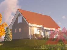 "Проект каркасного дома ""Модус"", 10*6 м, 102 м.кв."