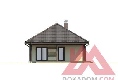 "Проект каркасного дома ""ОС-06"" 9*13, 95 м.кв."